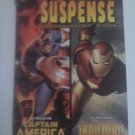 Tales Of Suspense Captain America & Iron Man commemorative Edition;RedSkullDeath
