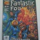 Fantastic Four #1 Heroes Return Lobdell/Davis