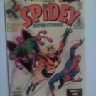 Spidey Super Stories #22 Meet Ms.Marvel ! Lizard