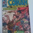 Conan the Barbarian #71 adapted from Marches of Valhalla by Robert E. Howard
