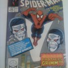 Spectacular Spiderman #159 Spiderman get Cosmic Powers;Acts of Vengeance