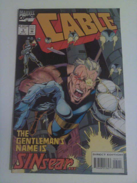 Cable #5 Sinsear