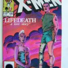 Uncanny X-men #186 LIfeDeath a love story Dbl-sz issue