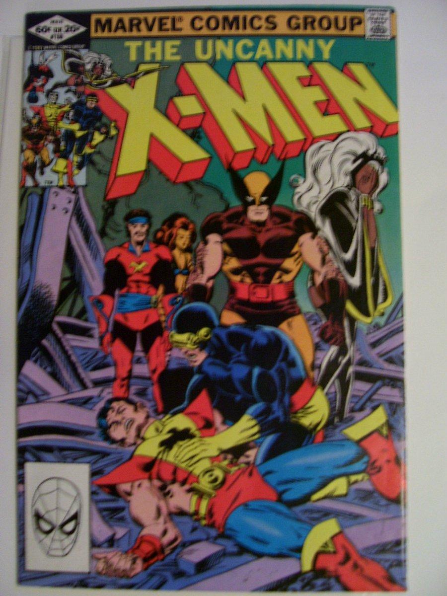 Uncanny X-men #155 First Blood