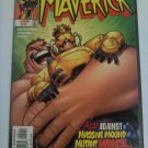 Maverick #5 Alone against a massive mount of mutant madness The Blob