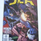 JLA #116 Breaking the Trust! Batman Vs. Hawkman