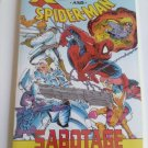 X-force and Spider-man- TPB Sabotage Liefeld-Nicieza- McFarlane