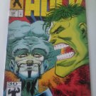 Incredible Hulk #398 Vs U-foes-Death of Marlo