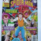 Peter Parker Spiderman -1 The Macabre mustery of the Proto-Goblin!