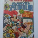 Superaction #17 Time-travelling New Avengers Vs Old Avengers,Thor, loki,Hela