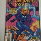 Fantastic Four #2 lobdell/davis