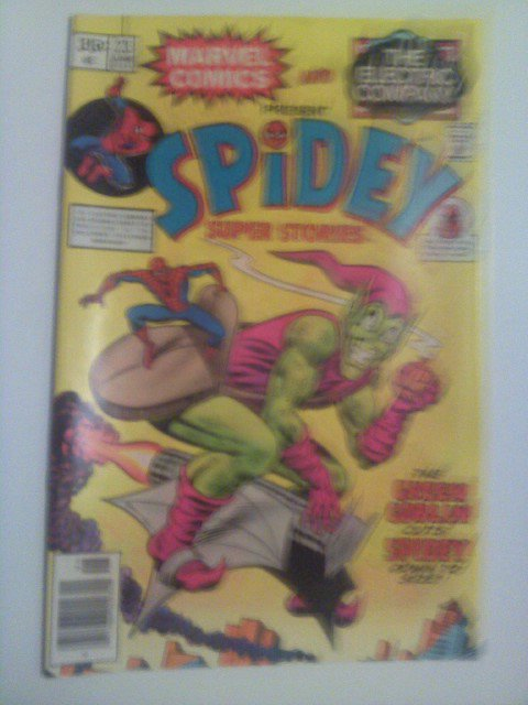 Electric Company Spidey #21,22,23,1976 Planned ParenthoodSpider-man mini comic