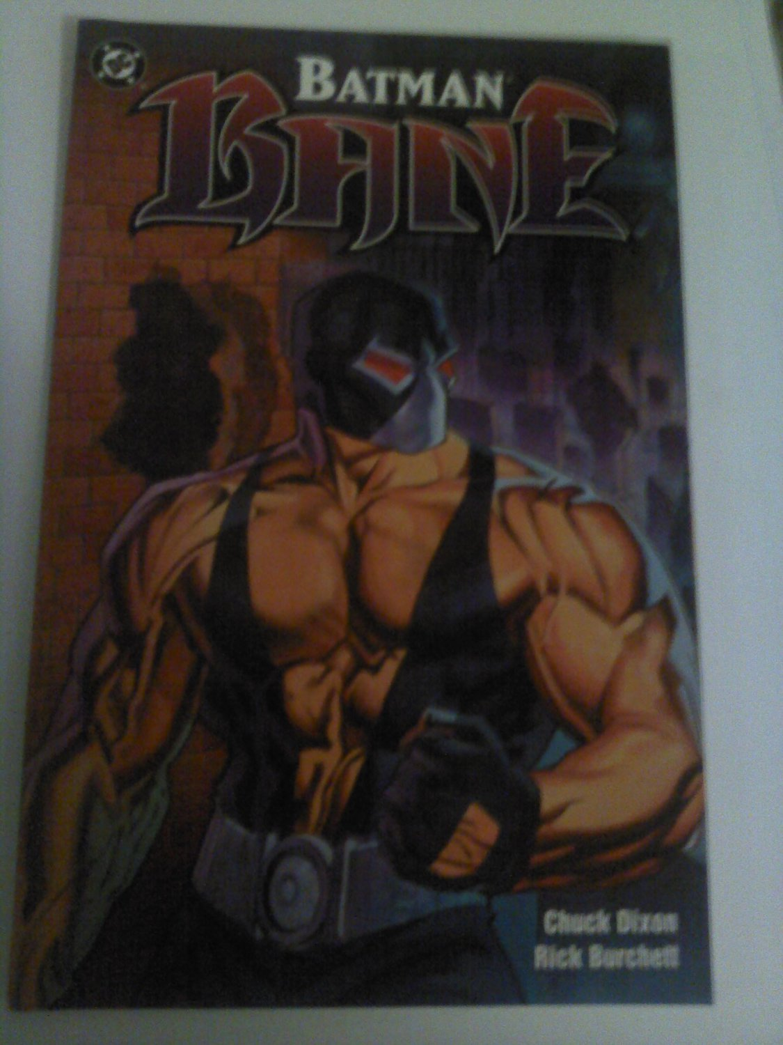 Batman Bane, Long Hallowen pt 13,Azrael/Ash & X-men Giant-size #3