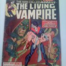 Fear #21,25,31 Morbius The living Vampire,Captain Marvel #49,MsMarvel #3,4