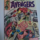 Marvel Super Action Avengers #27 Reprint by Roy Thomas/Barry Smith