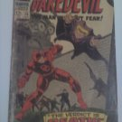 Daredevil Vs Hawkeye for BlackWidow,1st Bullseye,Stick Death/Return of Elektra
