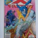 X-factor Annual #4 Atlantis Attack; Dr.Doom Vs. Magneto..'Nuff Said