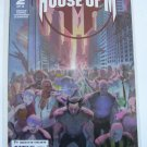 House of M #2 Alternate reality Wolverine must figure out Friend/Foe and cause
