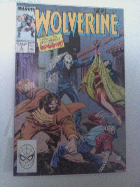 Wolverine Vol.2 #4