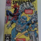 Amazing Spiderman #351 1st Bagley work on spiderman