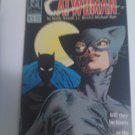 Catwoman #4 Modern Origin Overlapping story to Frank Miller's Batman Year one