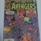Marvel Super Action Avengers #37 The Day the Earth exploded!