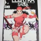 Elektra Saga #2 Frank Miller