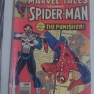 Marvel Tales Spider-Man #106 Reprint 1st Punisher!/Amazing SP #201,202, WJ #7