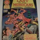 Marvel Classics Comics #13 The Last of the Mohicans 52 pages no Ads