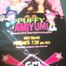 Puffy Ami Yumi Cartoon/live characters OriginalTV show Poster Approx. 48 X 69