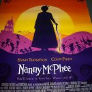 Nanny Mcphee Original Movie Poster Approx. 48 X 69