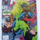 Uncanny X-men #269 Rogue Vs the original Ms Marvel by Chris Claremont/Jim lee