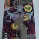 Silver Surfer #50,53,59 Infinity War #1 Guardians of theGalaxy #25,Spiderman #17