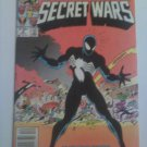 Marvel Super-heroes Secret Wars #8,Amazing Spiderman #297,#313,Wof SP #1