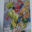 Spiderman #19 Revenge of the Sinister 6  Pt.2 Hulk