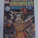 Infinity Gauntlet #1,2,3, Infinity War #1,Spider-man #17,Marvel Presents #9,#10