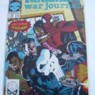 Punisher War Journal #14 Spiderman