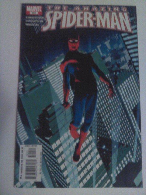 Amazing Spiderman #522 straczynski/deodato