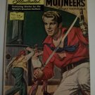 Classics Illustrated #22 The Mutineers