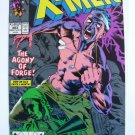 Uncanny X-men #263 The agony of Forge