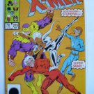 Uncanny X-men #215 1st crimson commando #216 #217 Juggernaut #223