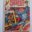 Marvel's Greatest Comics FF #38 by Stan Lee/Jack Kirby Death in Another World!