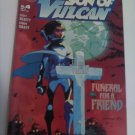 Son of Vulcan #4 funeral pyre