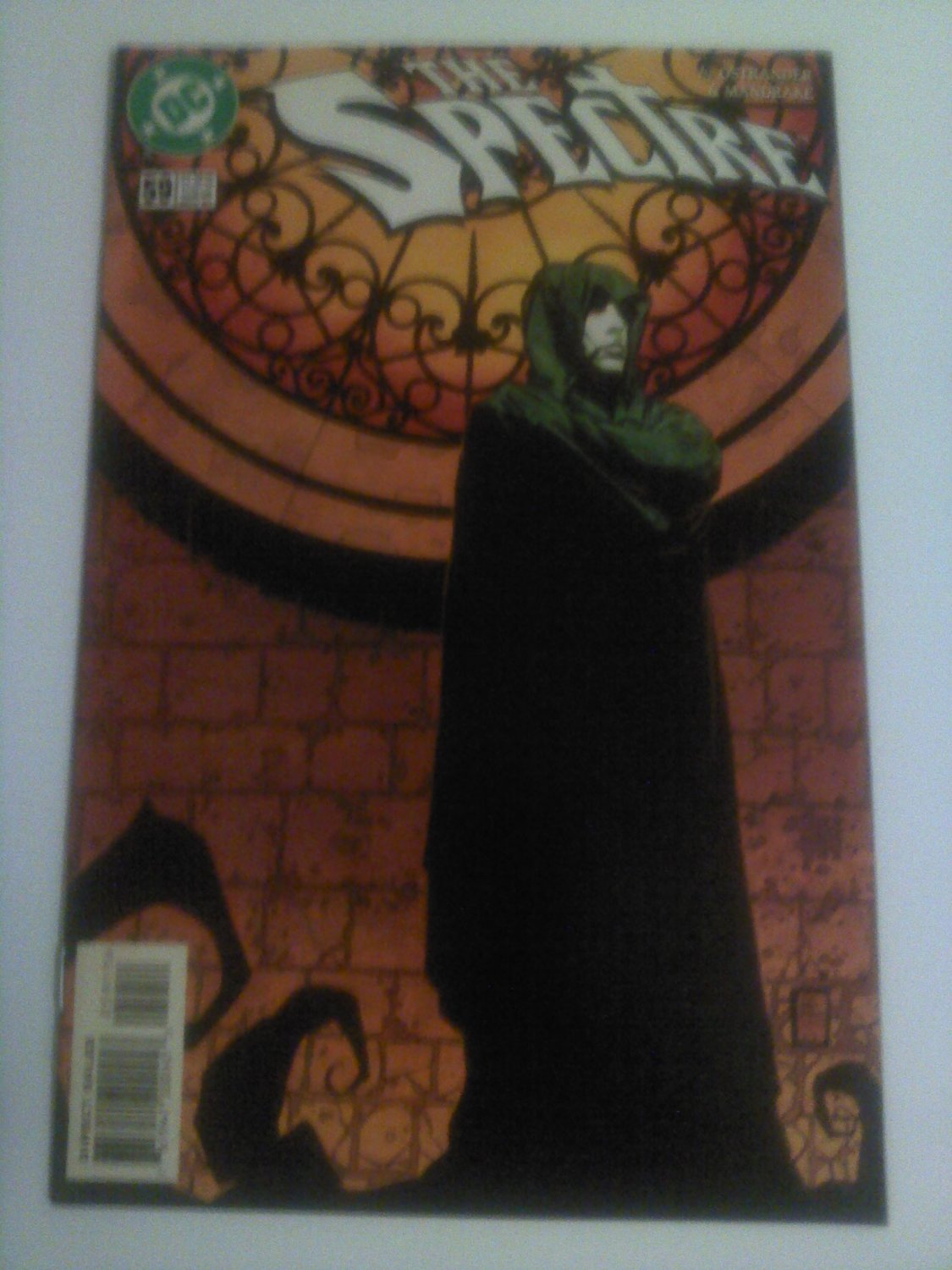 The Spectre Vol.3 #59 John Ostrander/Tom Mandrake