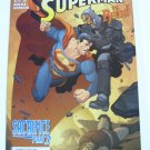 Adventures of Superman #642 Sacrifice Pt.3 Vs Ruin