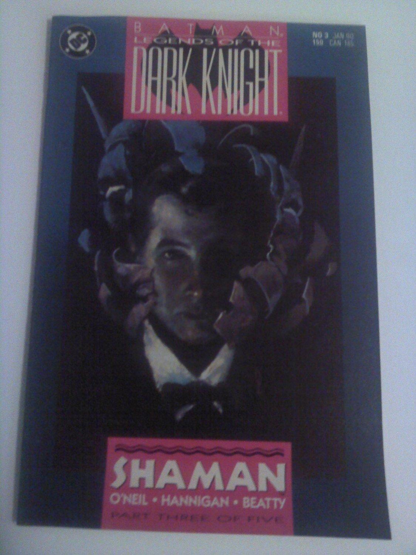 Batman Legend of the Dark Knight #3