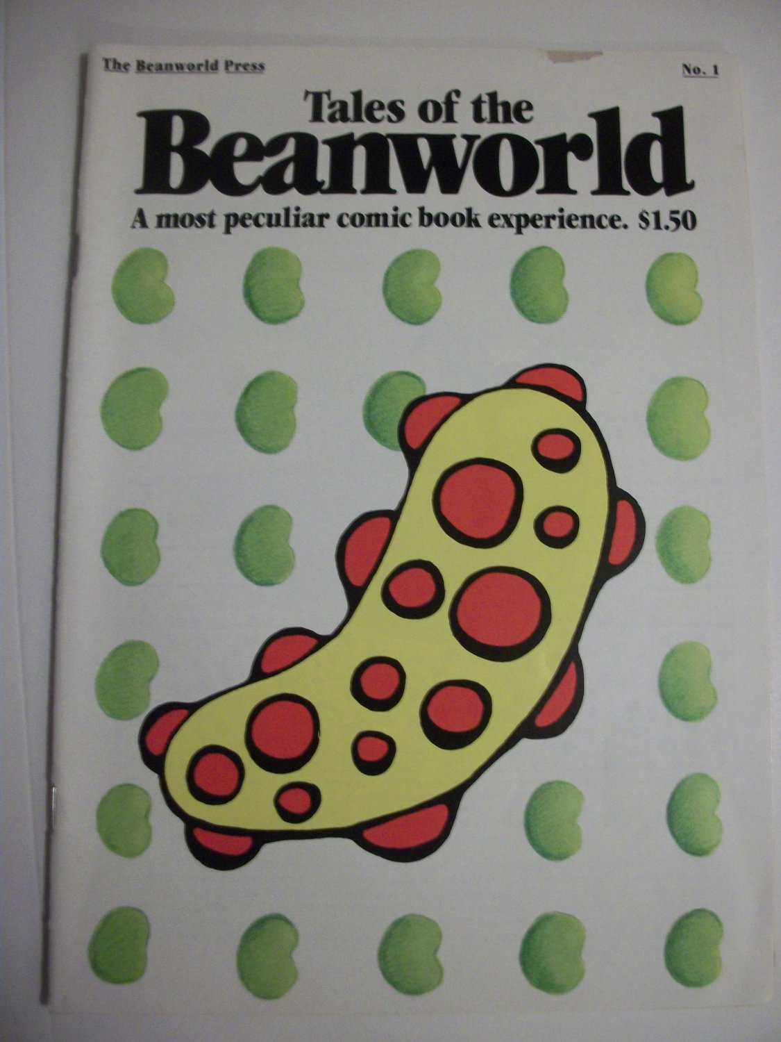 Tales of the Beanworld #1
