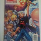 Mangaverse #1 Marvel Manga Captain Marvel Origin Guest Watcher, Fantastic Four
