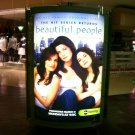 Beautiful People Tv Show Poster Approx. 48 X 69