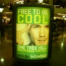 One Tree Hill Original TV Show FREE TO BE COOL Poster Approx. 48 X 69